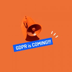 【數位快報】最嚴格資料保護法駕到~你不可不的 GDPR !