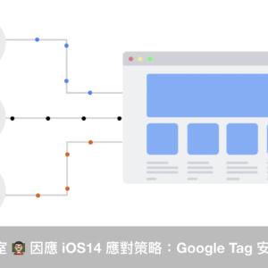 【一分鐘教室】 因應 iOS14 應對策略:Google Tag 安裝指南 🧞♂️